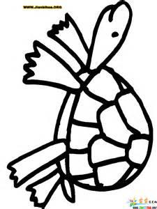 乌龟简笔画图片18张 第10张