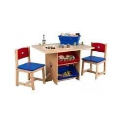children table and chair set furniture storage bins