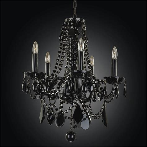 Black Chandelier Lighting by Black Chandeliers Black Tie 583 Glow 174 Lighting