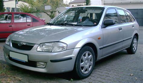 File Mazda 323f Front 20070924 Front Jpg