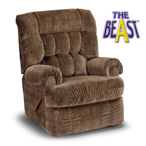 extra large recliner slipcover sc 1 st best home furnishings recliners the beast