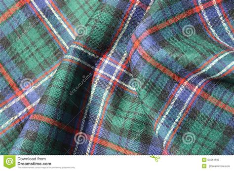 pattern colorful kilt scottish green blue plaid stock image cartoondealer com