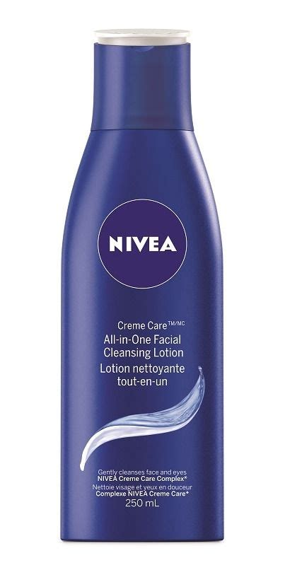 Nivea Creme Reviews Photos Ingredients Makeupalley nivea creme care all in one cleansing lotion