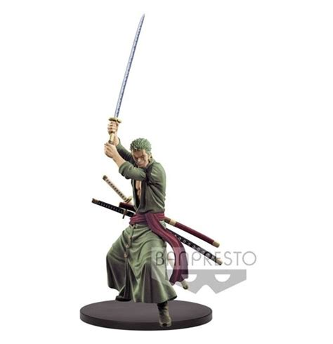 Sale Mainan Figure One Rorona Zoro Statue Dramatic Show 1 one swordsmen vol 1 figure roronoa zoro 15 cm damaged packaging for only c 42 89 at