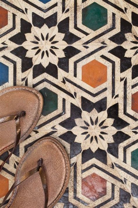 encaustic patterned vinyl patterson encaustic tiles so durable so beautiful