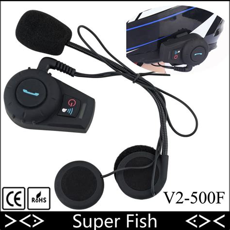 Headset Bluetooth Bt 500 freedconn helmet intercom bt motorcycle headset interphone