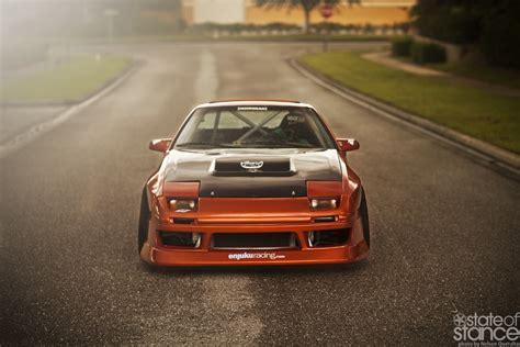 ricer rx7 5 3l fc drift car