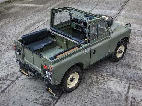 land rover jeep defender for sale 1969 land rover series iia 88 for sale in weybridge