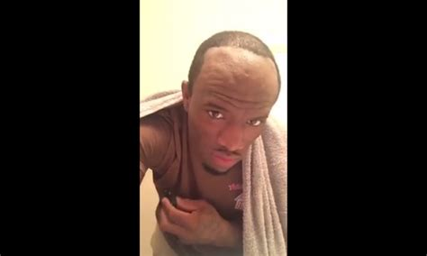 R.I.P. His Hairline: This Guy's Do It Yourself Line Up