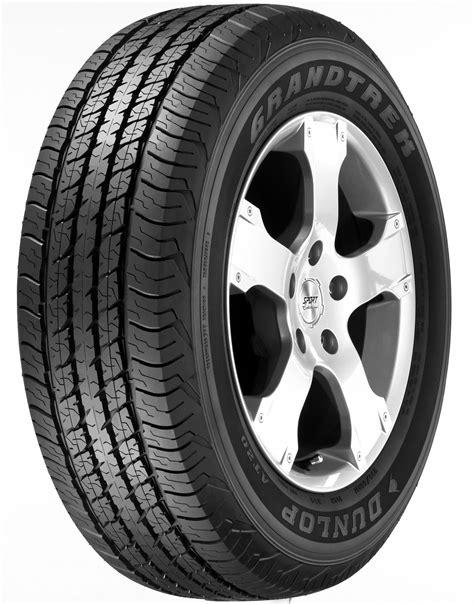 dunlop light truck tires dunlop grandtrek at20 tire 245 75r16 109s bsw shop your