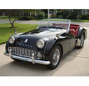 1963 Triumph TR3B For Sale 1812007  Hemmings Motor News