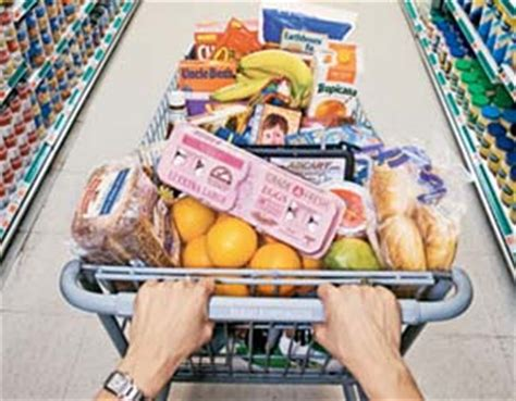 Time To Actually Buy Groceries by Grocery Cart Confidential The Healthy Professor