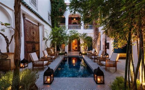 35 amazing riads in Marrakech ? in pictures   Telegraph Travel