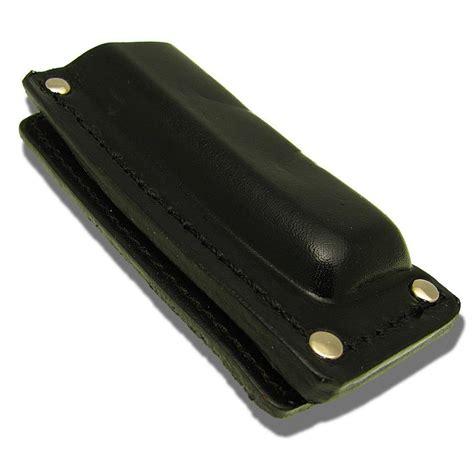 horizontal carry sheath cattlemans knife tool horizontal carry belt sheath pouch