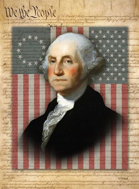 a biography of george washington the patriot president patriot life george washington quote i love history