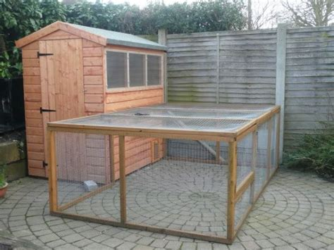 Sheds For Rabbits by The Rabbit House