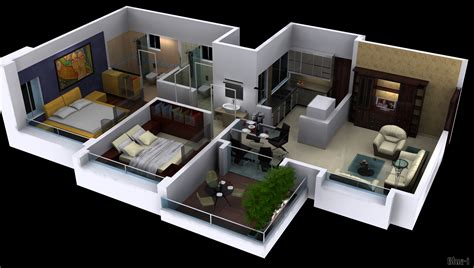 home design 3d 2bhk cut view 2bhk by psd0503 on deviantart