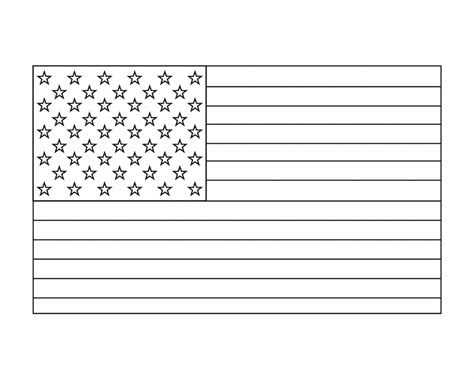 Coloring Page Us Flag by American Flag Coloring Pages Best Coloring Pages For