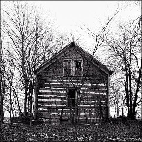 Story Indiana Cabins by Abandoned Log Home In Indiana Photograph By Christopher