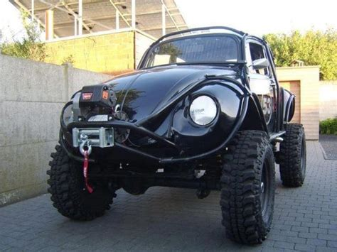 baja buggy 4x4 vw beetle 4wd one mean muddin machine cool rides