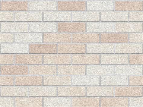 jual wallpaper motif batu bata putih free illustration brick wall wall art design free