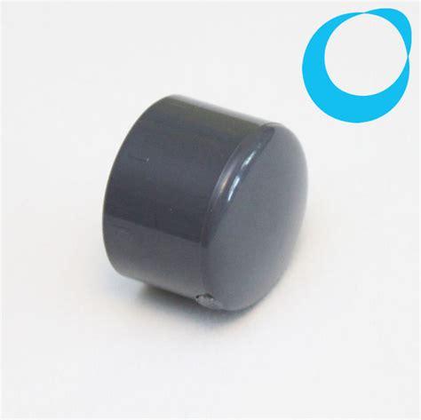 32 mm cap pvc grey end cap fitting pipe hose plumbing