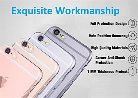 Iphone 7 4 7 Inch Soft Jelly Light Armor Tpu iphone 6 shock tech iphone 6s 4 7 inch soft