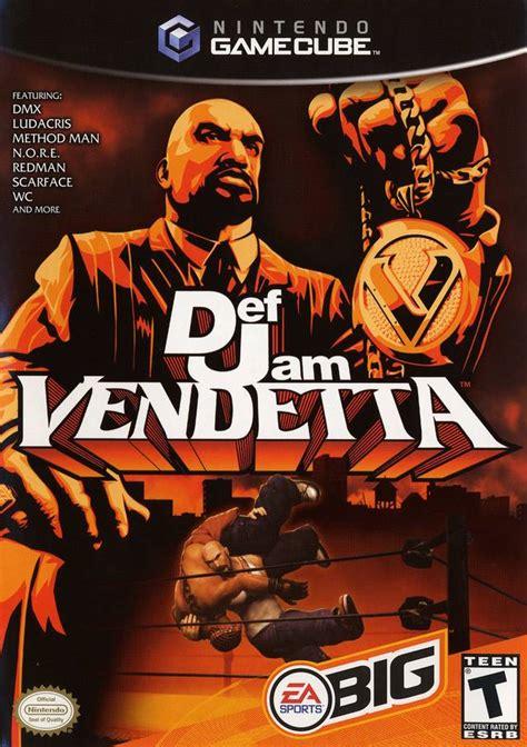 Emuparadise Def Jam | def jam vandetta iso