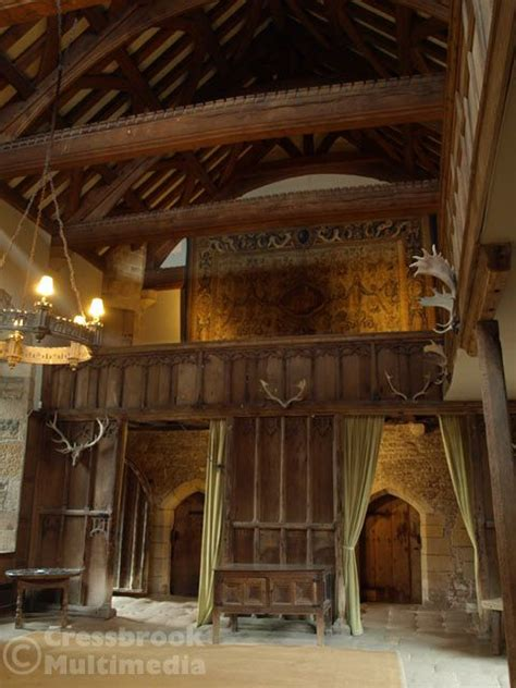 medieval house interior haddon hall medieval manor house uk the aesthetic