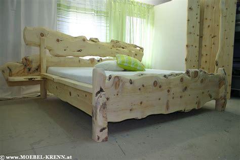 holzbetten kaufen zirbenbetten galerie rustikal
