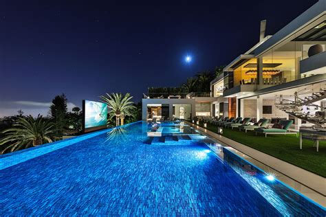 modern billionaire luxury home  bel air road