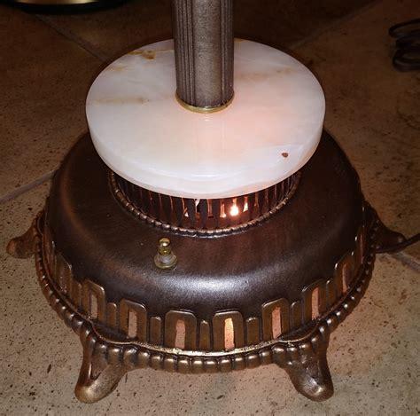 Antique Iron Floor L by Antique 6 Way Floor L Restored L Shade Pro
