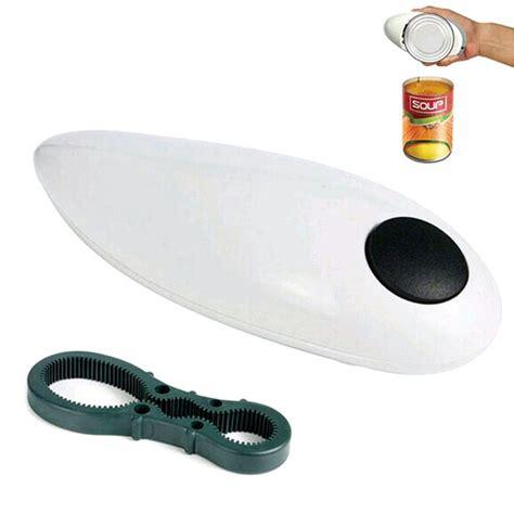 one push automatic can opener pembuka kaleng otomatis