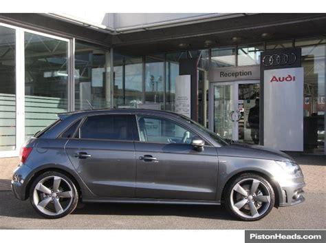 Audi A1 5 Door Black by Used Audi A1 Sportback 2 0 Tdi Black Edition 143ps For
