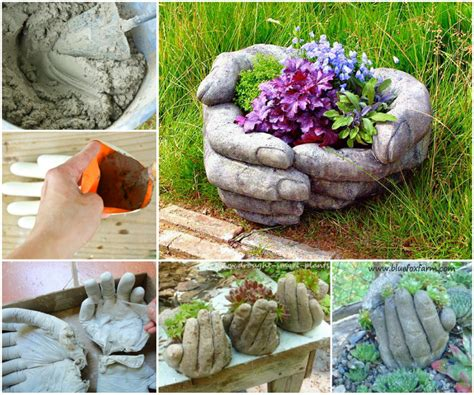 Easy Planter Ideas by 25 Easy Diy Garden Projects You Can Start Now