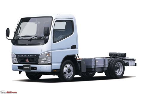 mitsubishi truck canter the light and small commercial vehicle thread page 8
