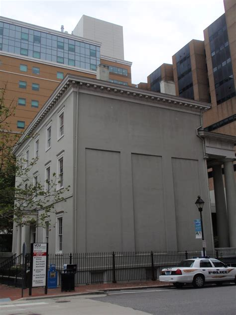 vcu hospital emergency room white house of the confederacy tourist in my own state