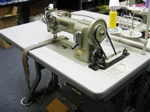 pfaff 545 single needle walking foot sewing machine used