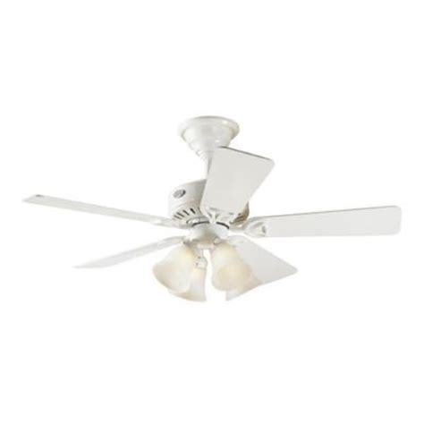 Discontinued Ceiling Fans by 44 In The Continental White Ceiling Fan