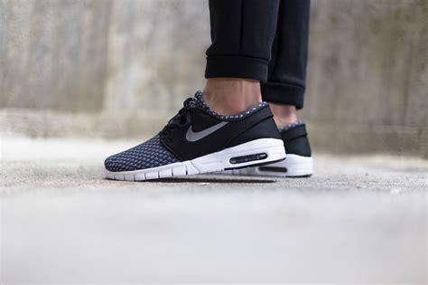 Nike Janosky Max 03 nike sb stefan janoski max quot black metallic cool grey quot sbd