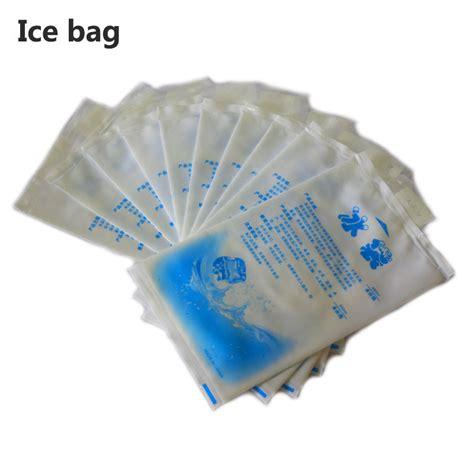 Promo Cool Gel Bag Cool Bag Kantung Pendingin Cooler 5pcs lot reusable gel bag cool pack high quality fresh cold cool cooler bags box bolsa