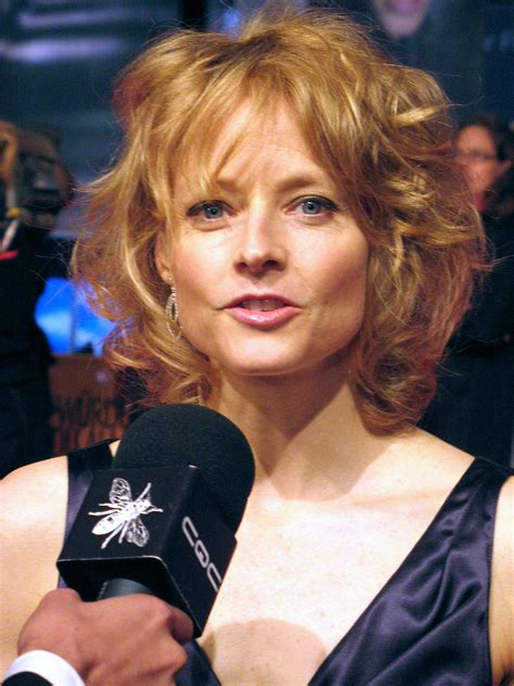 caption jodie foster at the german premiere of foto gambar wallpaper 69