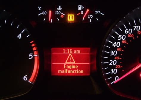 what does malfunction indicator l mean what does engine malfunction mean on a ford focus
