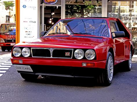 Lancia Delta 1985 1985 Lancia Delta S4 Related Infomation Specifications