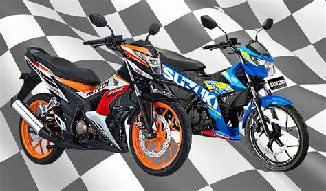 New Honda Sonic 150r Imgrum by Suzuki All New Satria F150 Vs Honda New Sonic 150r Autos Id
