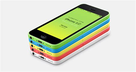 No Fx For Iphone 5c iphone 5c psd vector mockup free graphics