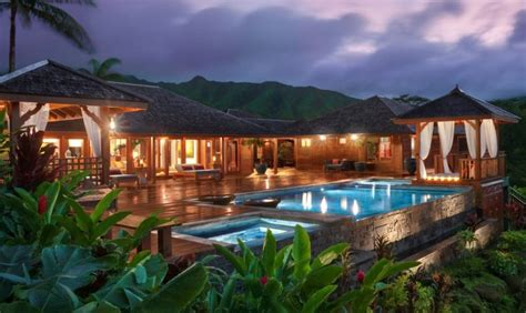 exotic tropical swimming pool designs   ultimate
