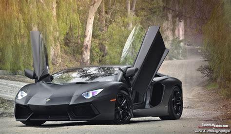 Lamborghini Aventador Matte Black Price For Sale Matte Black Lamborghini Aventador Lp700 4 Gtspirit