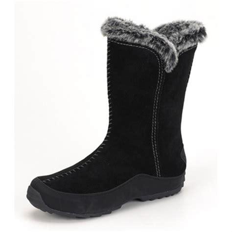 sporto snow boots womens sporto 174 s harlow waterproof side zip fashion boots