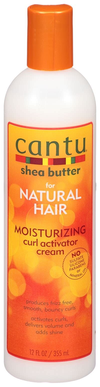 cantu shea butter moisturizing curl activator cream first cantu shea butter moisturizing curl activator cream 12 oz